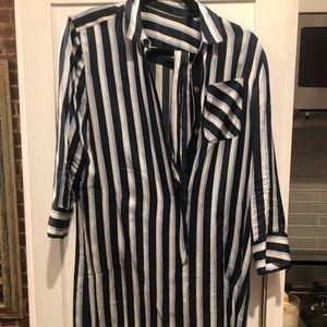 ATM silk dress